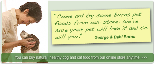 Buy healthy natural dog and cat food online
